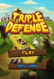 In addition to the game Gangstar: Rio City of Saints for iPhone, iPad or iPod, you can also download Triple Defense for free