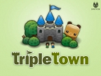 In addition to the game AVP: Evolution for iPhone, iPad or iPod, you can also download Triple Town for free