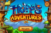 In addition to the game Angry Birds for iPhone, iPad or iPod, you can also download Tripp's Adventures for free
