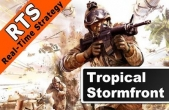 In addition to the game Star Sweeper for iPhone, iPad or iPod, you can also download Tropical Stormfront for free