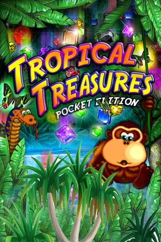 Download Tropical treasures: Pocket edition iPhone free game.