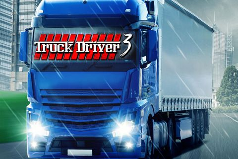 Download Truck driver 3 iPhone free game.