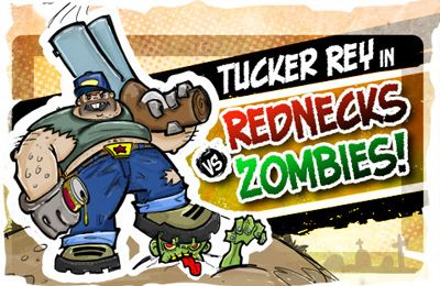 Screenshots of the Tucker Ray in: Rednecks vs. Zombies game for iPhone, iPad or iPod.