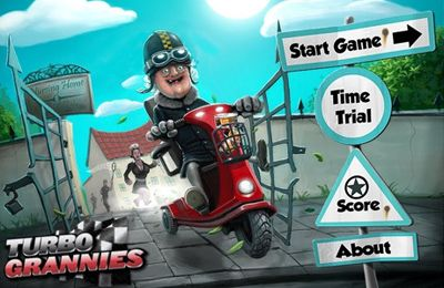 Screenshots of the Turbo Grannies game for iPhone, iPad or iPod.