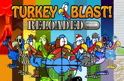 Download Turkey Blast: Reloaded Pro iPhone free game.