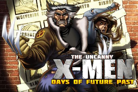 2 Uncanny X Men Days Of Future Past