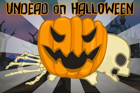 Download Undead on halloween iPhone free game.