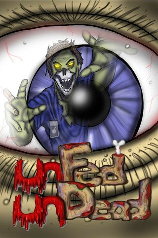 Download Unfed undead! iPhone free game.