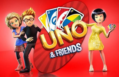 Screenshots of the UNO & Friends game for iPhone,  iPad or iPod.