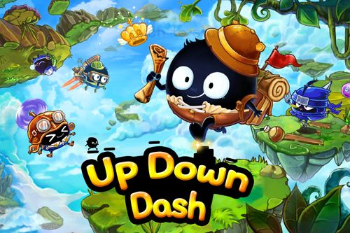 Download Up down dash iPhone free game.