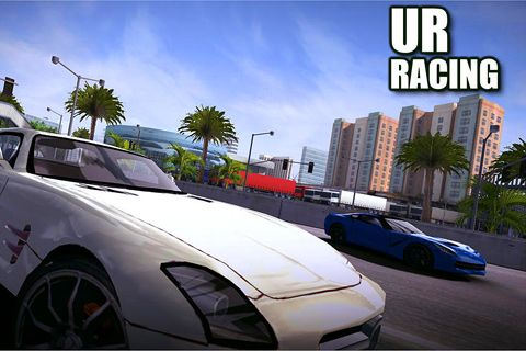 Download UR racing iPhone free game.