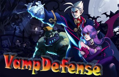 Download VampDefense iPhone free game.