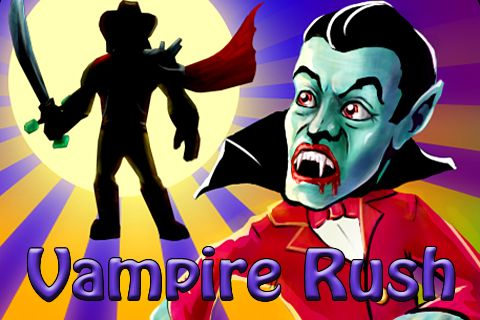 Download Vampire rush iPhone free game.