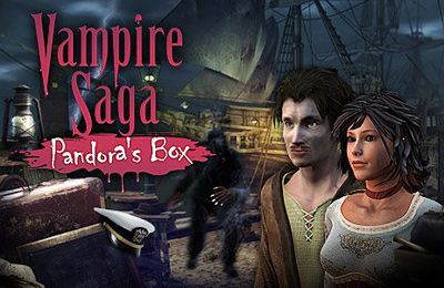 Download Vampire Saga: Pandora's Box iPhone free game.