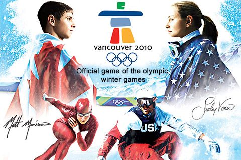 Download Vancouver 2010: Official game of the olympic winter games iPhone free game.