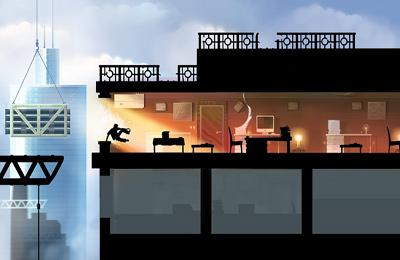 Vector - iPhone game screenshots. Gameplay Vector.