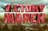 In addition to the game Zombie Panic in Wonderland Plus for iPhone, iPad or iPod, you can also download Victory March for free