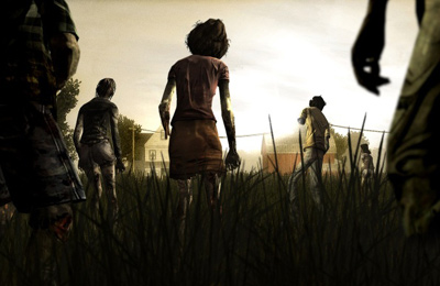 Screenshots of the Walking Dead: The Game game for iPhone, iPad or iPod.