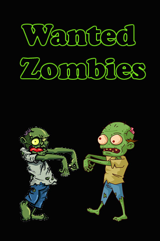 Download Wanted zombies iPhone free game.