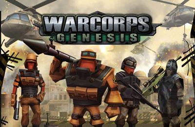 Download War com: Genesis iPhone free game.