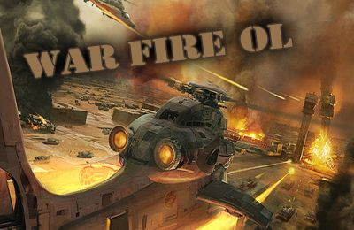 Screenshots of the War Fire OL game for iPhone, iPad or iPod.