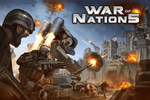 Download War of nations iPhone free game.