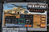 In addition to the game  for iPhone, iPad or iPod, you can also download WarCom: Gauntlet for free