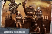 In addition to the game LEGO Batman: Gotham City for iPhone, iPad or iPod, you can also download WarCom: Shootout for free
