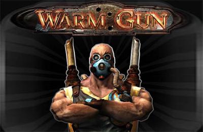 Screenshots of the Warm Gun game for iPhone, iPad or iPod.