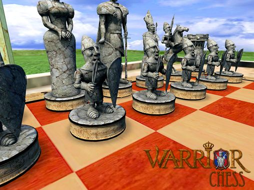 Download Warrior chess iPhone free game.