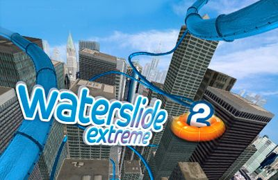 Screenshots of the Waterslide 2 game for iPhone, iPad or iPod.