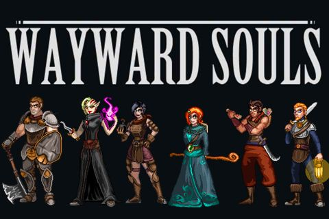 Download Wayward souls iPhone free game.