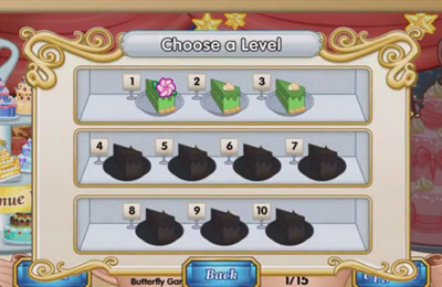 Screenshots of the Wedding Dash Deluxe game for iPhone, iPad or iPod.