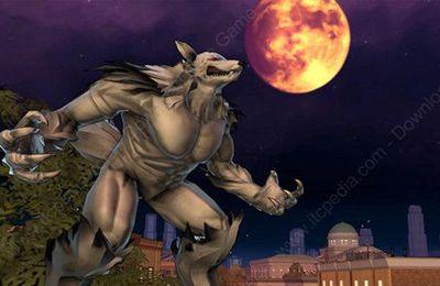 Screenshots of the Werewolf Night game for iPhone, iPad or iPod.