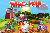 In addition to the game Pou for iPhone, iPad or iPod, you can also download Whac a mole for free