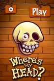 In addition to the game Snail Bob for iPhone, iPad or iPod, you can also download Where's My Head? for free