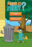 In addition to the game Candy Crush Saga for iPhone, iPad or iPod, you can also download Where's My Perry? for free