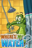 In addition to the game Real Racing 2 for iPhone, iPad or iPod, you can also download Where's my water? for free