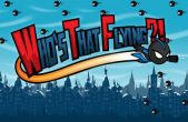 In addition to the game Last Front: Europe for iPhone, iPad or iPod, you can also download Who's That Flying?! for free