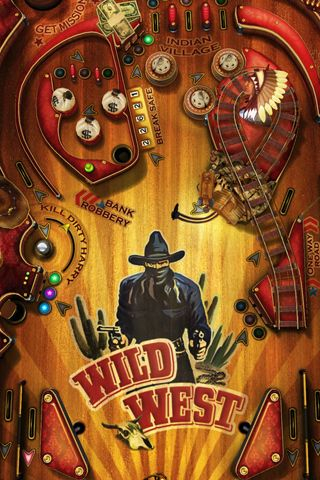 Download Wild West iPhone free game.