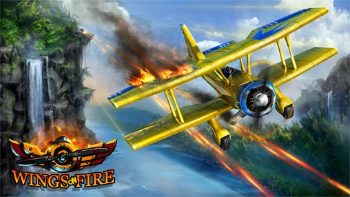 Download Wings on fire iPhone free game.