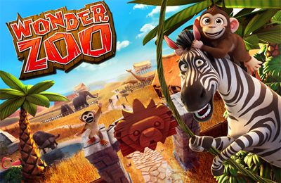 Screenshots of the Wonder ZOO game for iPhone, iPad or iPod.