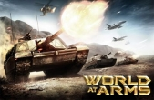In addition to the game Tiny Planet for iPhone, iPad or iPod, you can also download World at Arms – Wage war for your nation! for free