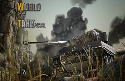 Screenshots of the World Of Tank War game for iPhone, iPad or iPod.
