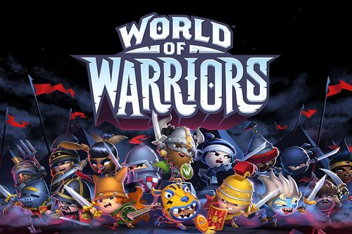 Download World of warriors iPhone free game.