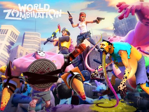 Download World zombination iPhone free game.