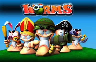 play worms online free flash