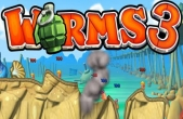 In addition to the game Gangstar: Rio City of Saints for iPhone, iPad or iPod, you can also download Worms 3 for free