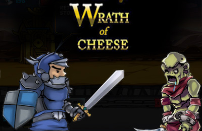 Download Wrath Of Cheese iPhone free game.