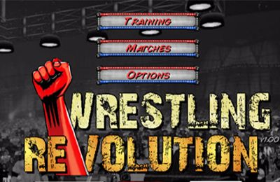 Screenshots of the Wrestling Revolution game for iPhone, iPad or iPod.